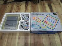 Nintendo Super Famicom Console SNES SFC w/box Japan R848