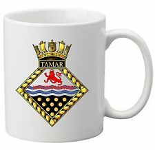HMS TAMAR COFFEE MUG