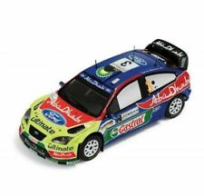 Ford Focus RS 07 WRC #3  Winner Jordan Rally 2008 - 1:43 - IXO Models