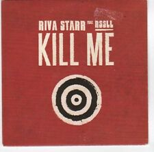 (EA813) Riva Starr ft Rssll, Kill Me - 2013 DJ CD