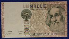BANCA D' ITALIA Mille 1000 Lire Marco Polo 16-03-1982 Lettera A Spl #BI320