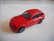Majorette BMW Z3 Coupe in Red