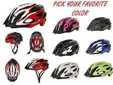 Adjustable Vulcan Bicycle Helmet Bike Sport On Off Road Race BMX Skate Mountain
