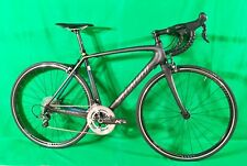 2013 SPECIALIZED Tarmac Comp 54cm Shimano Ultegra 105 Carbon Race Road Bike