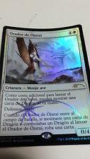 MTG MAGIC 1x ORADOR DE OJUTAI  / ORATOR OF OJUTAI  PROMO FOIL  ESPAÑOL