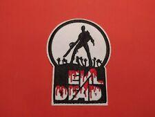 Evil Dead Patch Aufnäher