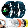 Replacement Sports Silicone Wrist Band Strap for Samsung Galaxy Watch active USA