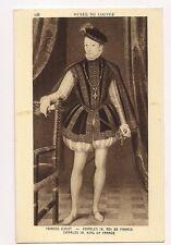 françois clouet  charles IX roi de france musée du louvre