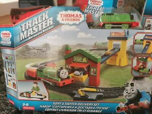 Thomas And Friends Trackmaster Sort And Switch Delivery Set