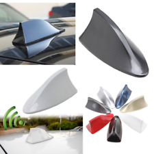 Car Shark Fin Roof Cover FM/AM Antenna Aerial Radio Signal Universal