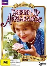 Keeping up Appearance Full Bouquet 2012 Patricia Routledge DVD