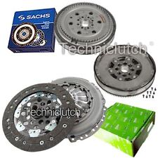 VALEO CLUTCH KIT AND SACHS DMF FOR VAUXHALL TIGRA TWINTOP CONVERTIBLE 1.3 CDTI