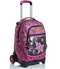 ZAINO TROLLEY SEVEN JACK-2WD STARRY RAINBOW 201002052 348 COLLEZIO NEW 2020/2021