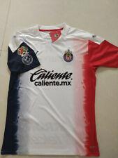 2020-2021 Chivas de Guadalajara Away / Home soccer Jersey And the LIGA MX patch
