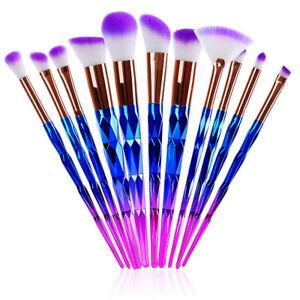 Professional Make up Brushes Set Foundation Blushers Lip Face Powder Brush Tools