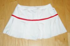 LEJ WOMEN'S WHITE MINI SKORT SKIRT SIZE STRETCHY SMALL NWOT