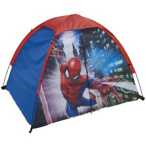 Exxcel Outdoors Marvel Spider-Man Disney Spiderman Kids No-Floor Play Ten
