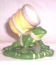 -X- Frog / Utility C361 17.365c Ceramic Frog Match Holder
