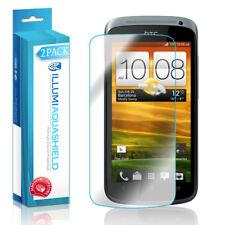 2x iLLumi AquaShield Crystal HD Clear Screen Protector Shield for HTC One S