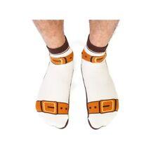 Sandal Old Fart Socks - Free Shipping - Novelty Mens
