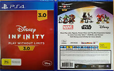 Disney Infinity Play Without Limits 3.0 PS4 Brand New