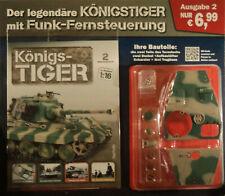 Königstiger Panzer -  Modellbausammlung Nr. 2