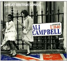 Great British Songs (ger) 4029759061922 by Ali Campbell CD
