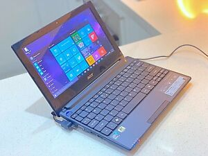 ༺ༀ༂࿅࿆  Acer Aspire One D255E Intel ™N550•250GB•WINDOWS 10•WiFi•Bag•࿅࿆༂ༀ༻#853