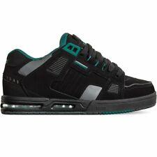 Mens Globe Sabre Skateboarding Shoes NIB Black Petrol