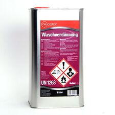 5 Liter Waschverdünnung Verdünnung von Recolor für Autolack Reiniger /E0075