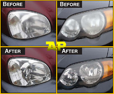 Headlight restoration/restorer/shine/auto detailing/kit