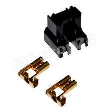 H7 Stecker gewinkelt Anschluss Fassung Sockel Lampensockel PX26d Crimp Kontakte