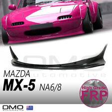 Mazda MX-5 Miata NA 89-98 OKAMI RB-style Wide-Body Front Lip FRP