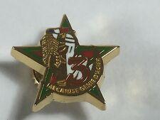 pin pin's A VIS militaire 3 GENIE D A CIER GLF