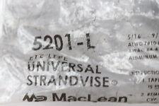 5201-L Eye Type Universal Strandvise Aluminum-Covered Galvanized