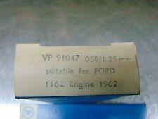 """Ford tangenziale/Pre-Cross-Flow VP91047 Cuscinetti principale @ +050"""" maggiorato"""