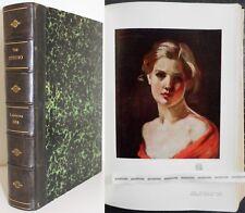 THE STUDIO 1914 Janv/Juillet BIJOUX Lehnert Estampes Arts and Crafts ART NOUVEAU