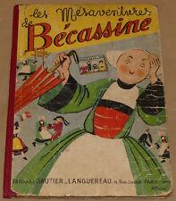 Becassine -24- / Les mésaventures de Bécassine / 1946/  M+