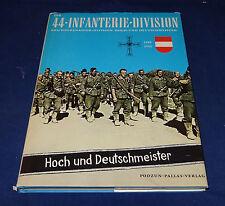 Die 44. Infanterie-Division 1939-1945 Reichsgrenadier-Division