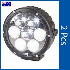 "LED COMBINATION LIGHT SPOT/FLOOD 6300 Lumen 6.5"" Solid LED light SL-3920 x 2"