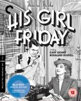 His Girl Friday - Criterion Collection Blu-Ray Blu-Ray (CC2704BDUK)