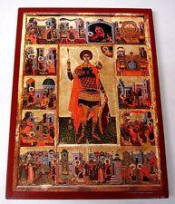 Il santo Georg icona Saint George icone icon IKONA Georgios Orthodox icoon