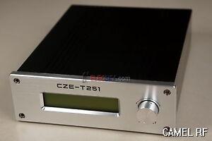 25W FM Broadcast transmitter / FM exciter