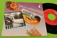 "BRUCE SPRINGSTEEN 7"" TUNNEL OF LOVE ORIG 1987 HOLLAND PRESS"
