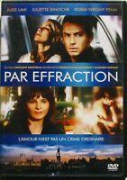 DVD PAR EFFRACTION - Jude LAW / Juliette BINOCHE / Robin WRIGHT PENN
