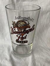 Leinenkugel's Red Lager Pint Glass Beer Wisconsin Mug