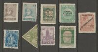 Italy Revenue Fiscal Cinderella stamps ma37 Fiume postal?