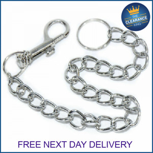 Extra Long Key Chain With Key Ring And Clasp Belt Clip Hipster Wallet