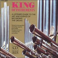 NEW King of Instruments (Audio CD)
