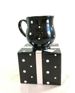 Temp-tations 16-oz Mugs with Gift boxes Polka-dot K49166 Choose Color PLZ READ